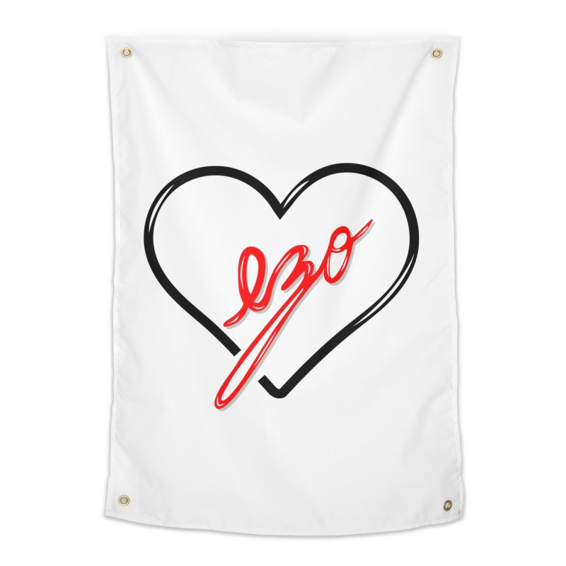 EZO LOVE Home Tapestry by ezo's Artist Shop