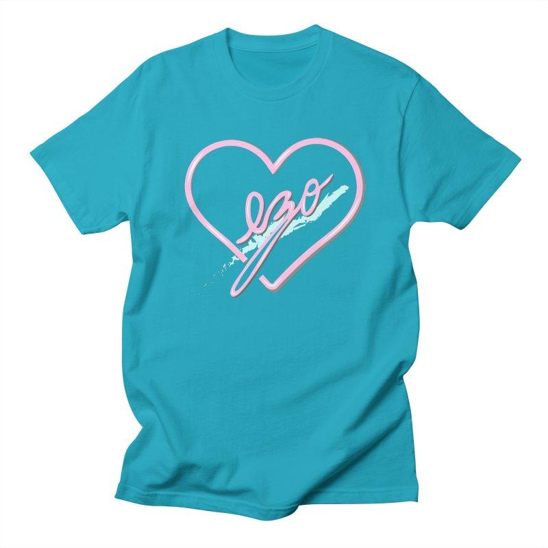 EZO 90'S LOVE Women's Regular Unisex T-Shirt by ezo's Artist Shop