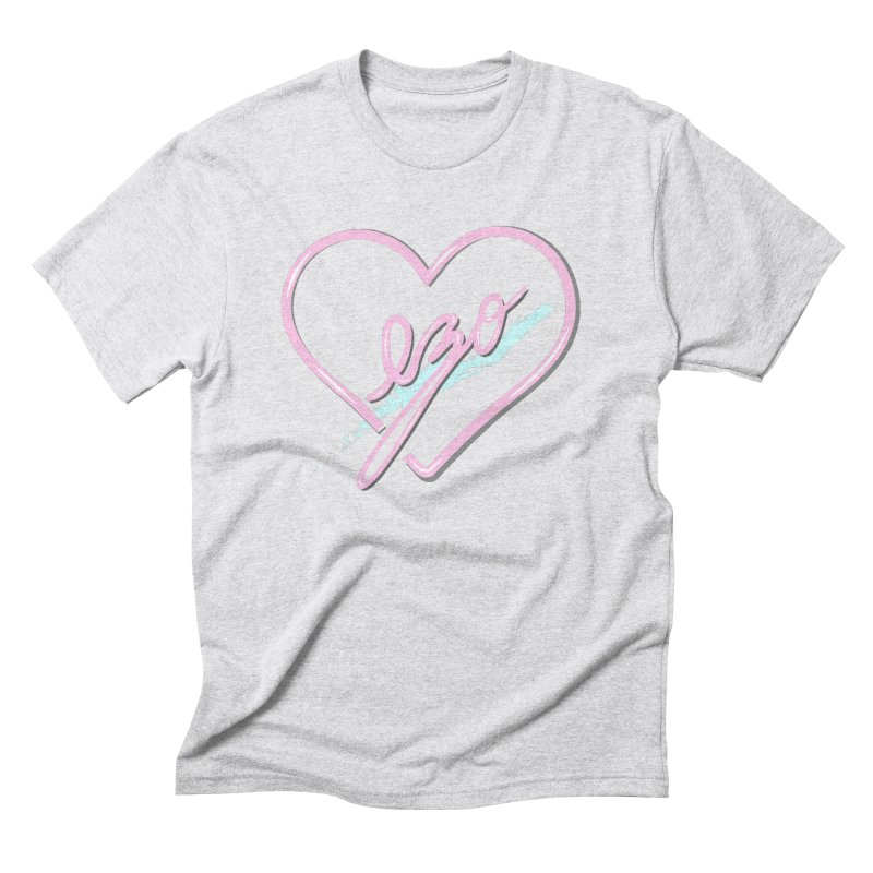 EZO 90'S LOVE Men's Triblend T-Shirt by ezo's Artist Shop