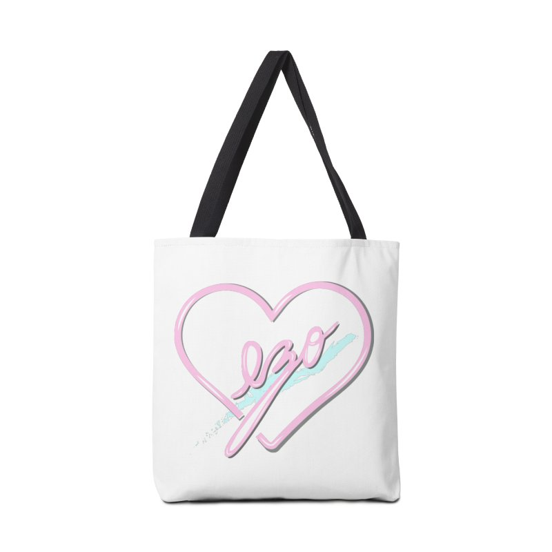 EZO 90'S LOVE Accessories Bag by ezo's Artist Shop