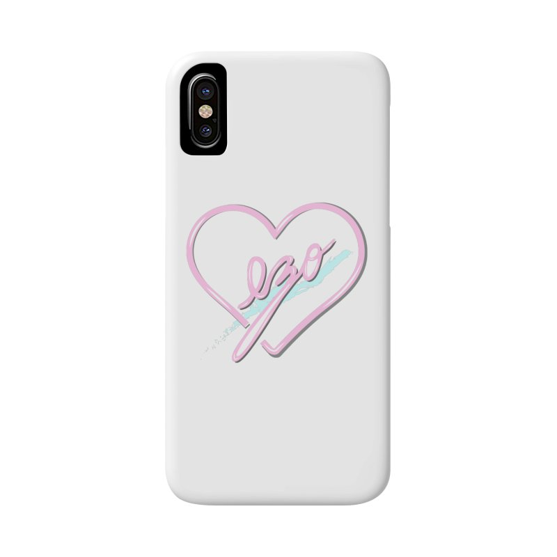 EZO 90'S LOVE Accessories Phone Case by ezo's Artist Shop
