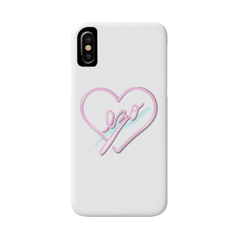 EZO 90'S LOVE Accessories Phone Case by ezo's Artist Shop