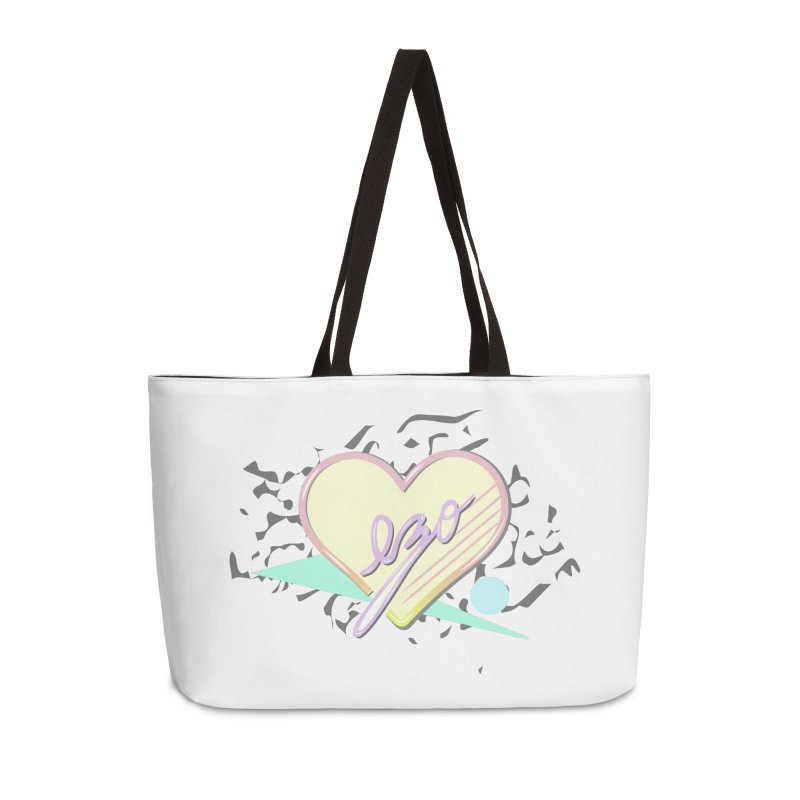 Thats So 90s...Ezo Accessories Weekender Bag Bag by ezo's Artist Shop