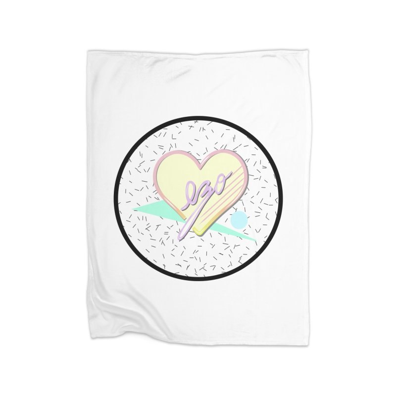 Totally 90's Ezo! Home Blanket by ezo's Artist Shop