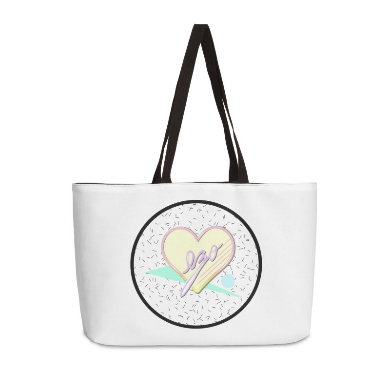 Totally 90's Ezo! Accessories Weekender Bag Bag by ezo's Artist Shop