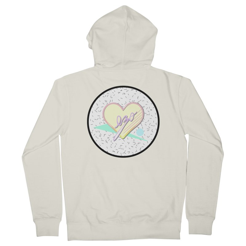 Totally 90's Ezo! Women's Zip-Up Hoody by ezo's Artist Shop