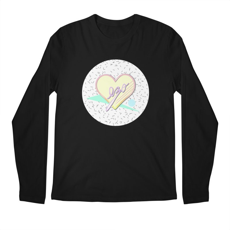 Totally 90's Ezo! Men's Regular Longsleeve T-Shirt by ezo's Artist Shop