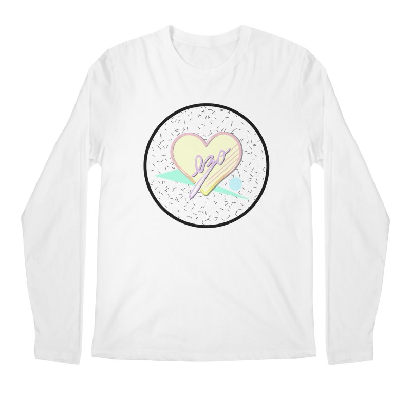 Totally 90's Ezo! Men's Longsleeve T-Shirt by ezo's Artist Shop