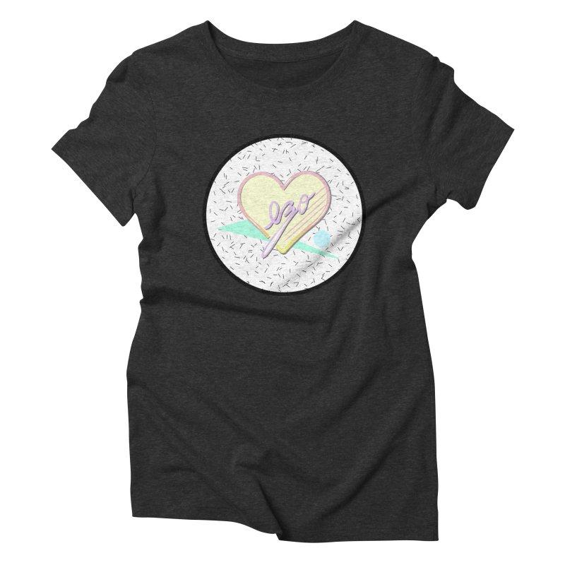 Totally 90's Ezo! Women's Triblend T-Shirt by ezo's Artist Shop