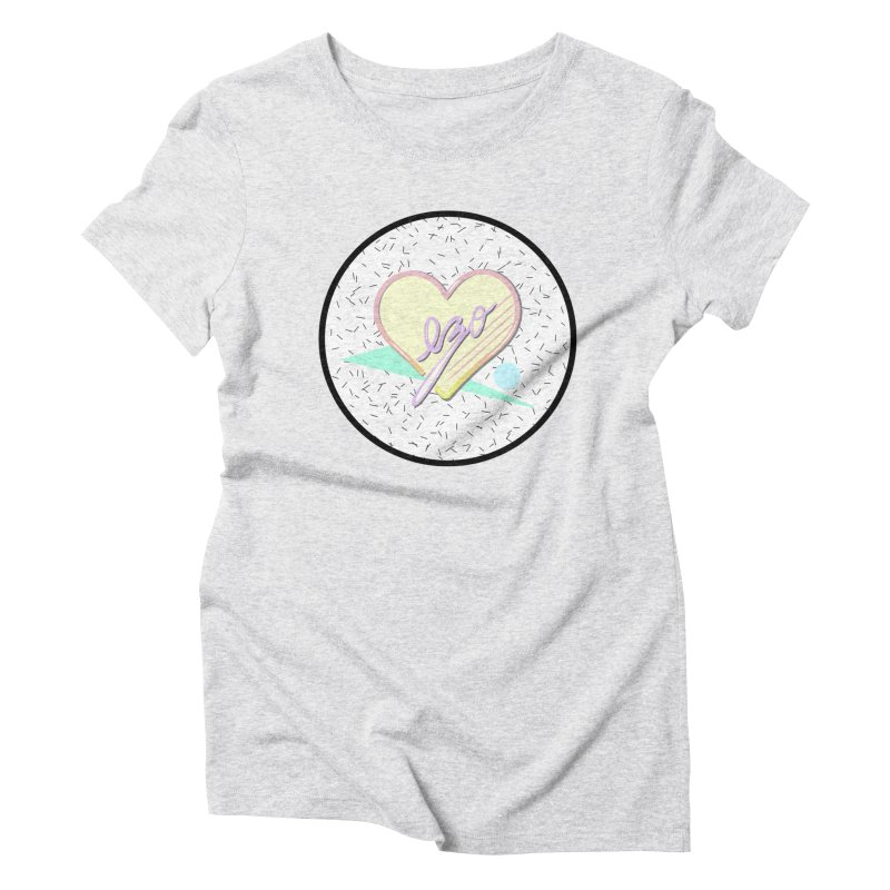 Totally 90's Ezo! Women's Triblend T-Shirt by ezo's Artist Shop