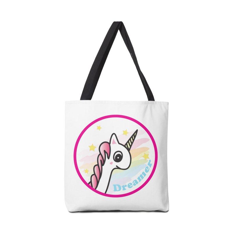 EZO Unicorn Dreamer Accessories Bag by ezo's Artist Shop