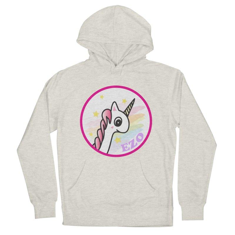 EZO Unicorn Women's Pullover Hoody by ezo's Artist Shop