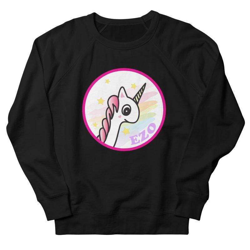 EZO Unicorn Women's Sweatshirt by ezo's Artist Shop