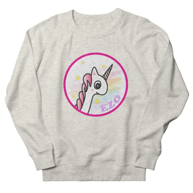 EZO Unicorn Women's Sweatshirt by ezo's Artist Shop