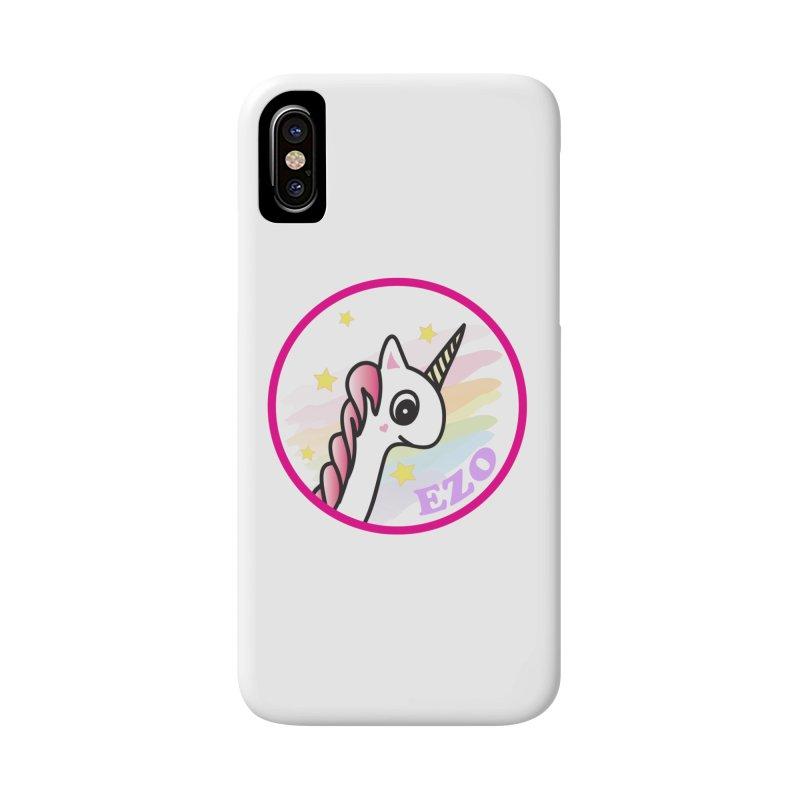 EZO Unicorn Accessories Phone Case by ezo's Artist Shop