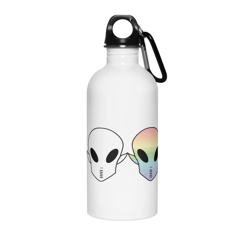 Be Different Accessories Water Bottle by ezo's Artist Shop