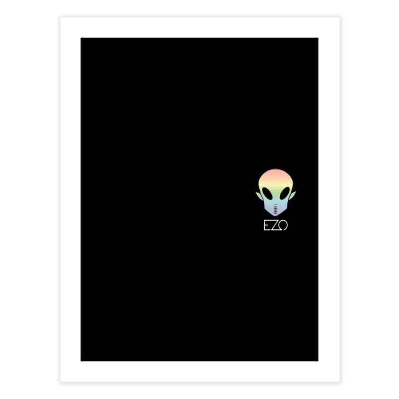 EZO Alien Type - White   by ezo's Artist Shop