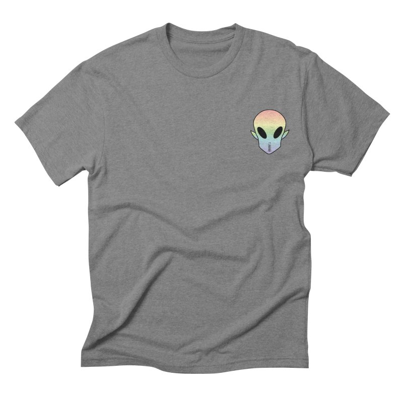 EZO Wannabe Alien Patch Shirt   by ezo's Artist Shop