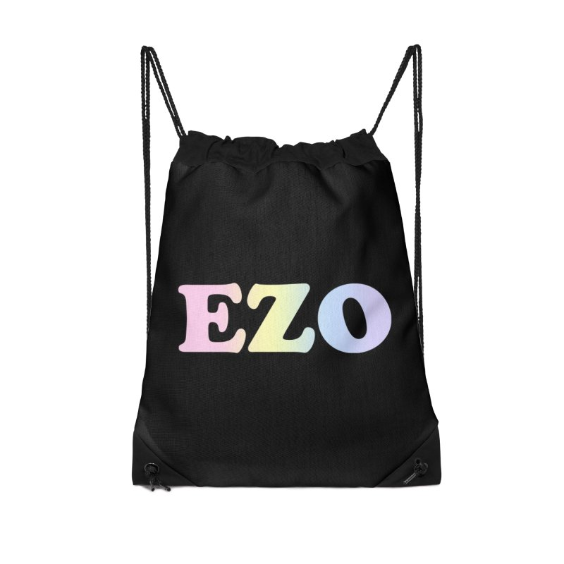 EZO SPECTRUM Accessories Drawstring Bag Bag by ezo's Artist Shop
