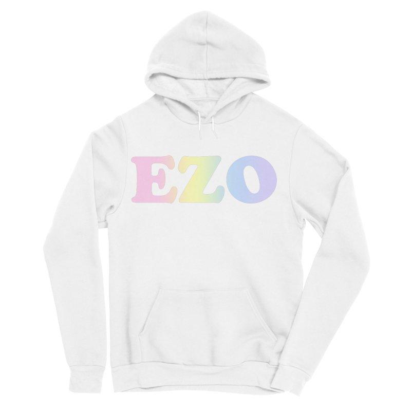 EZO SPECTRUM Women's Sponge Fleece Pullover Hoody by ezo's Artist Shop