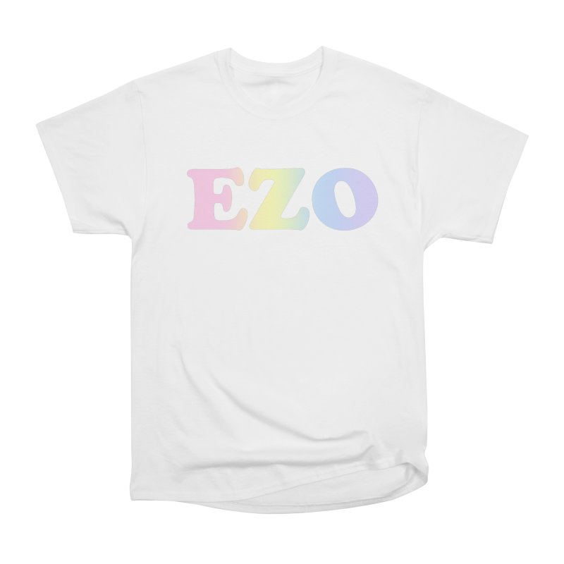 EZO SPECTRUM Women's Heavyweight Unisex T-Shirt by ezo's Artist Shop