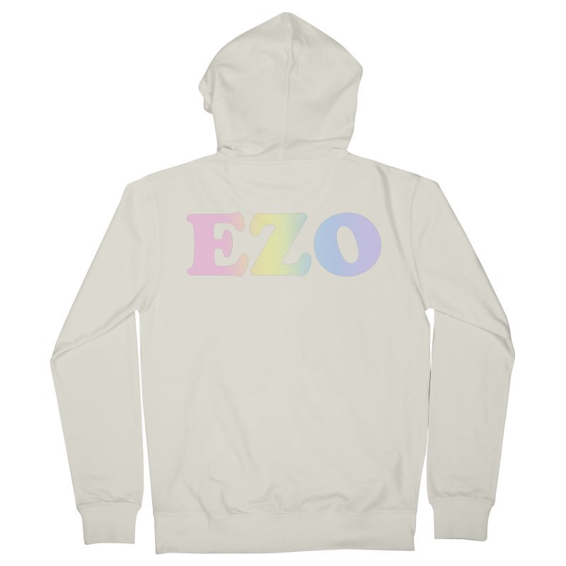 EZO SPECTRUM Women's Zip-Up Hoody by ezo's Artist Shop