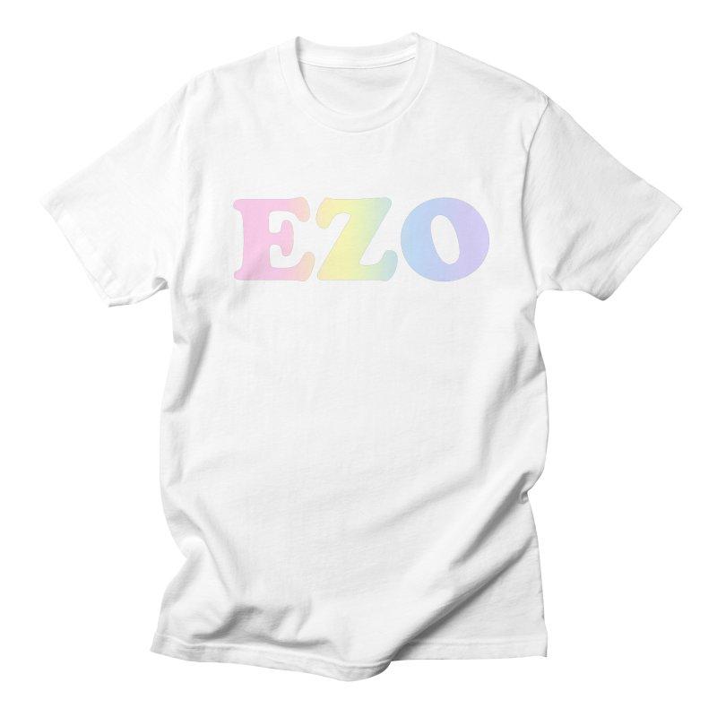EZO SPECTRUM Women's Regular Unisex T-Shirt by ezo's Artist Shop