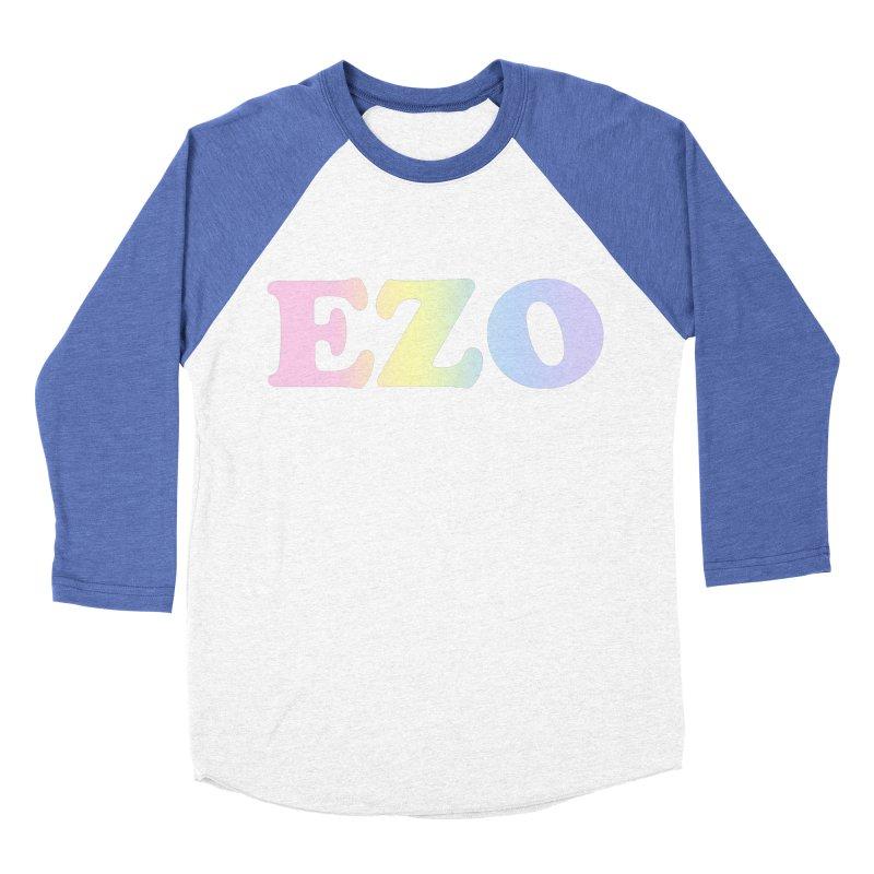EZO SPECTRUM Women's Baseball Triblend Longsleeve T-Shirt by ezo's Artist Shop