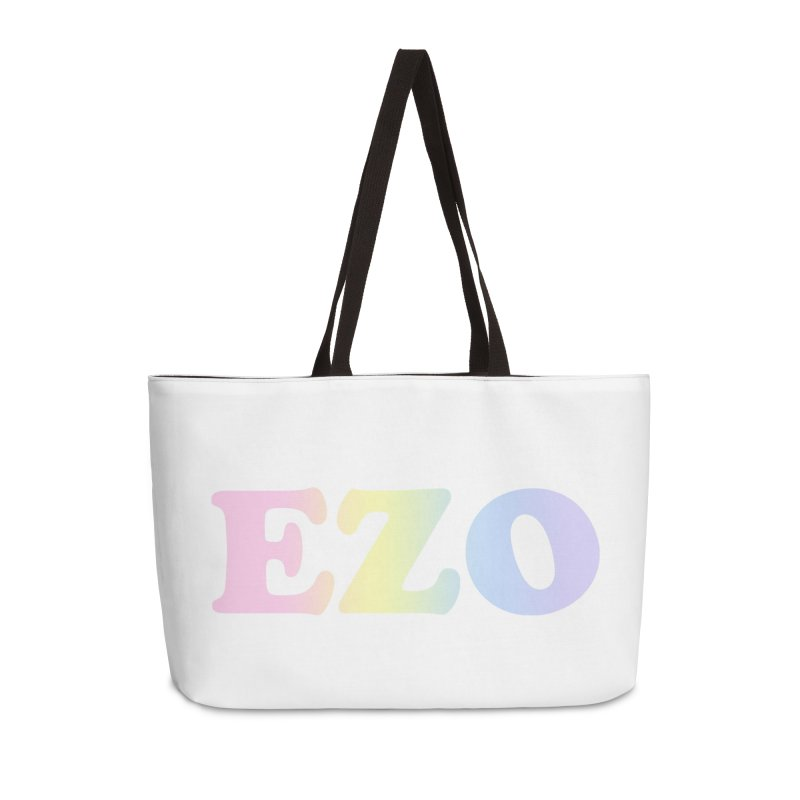 EZO SPECTRUM Accessories Weekender Bag Bag by ezo's Artist Shop