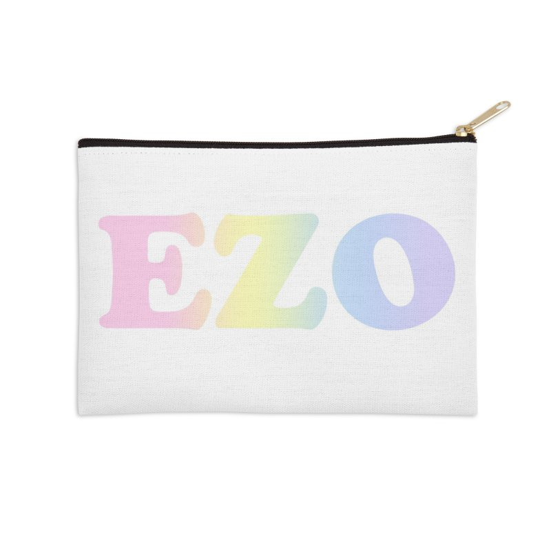 EZO SPECTRUM Accessories Zip Pouch by ezo's Artist Shop