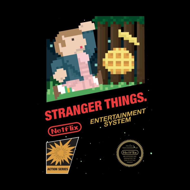 Stranger  Cassette by eztikma's Artist Shop