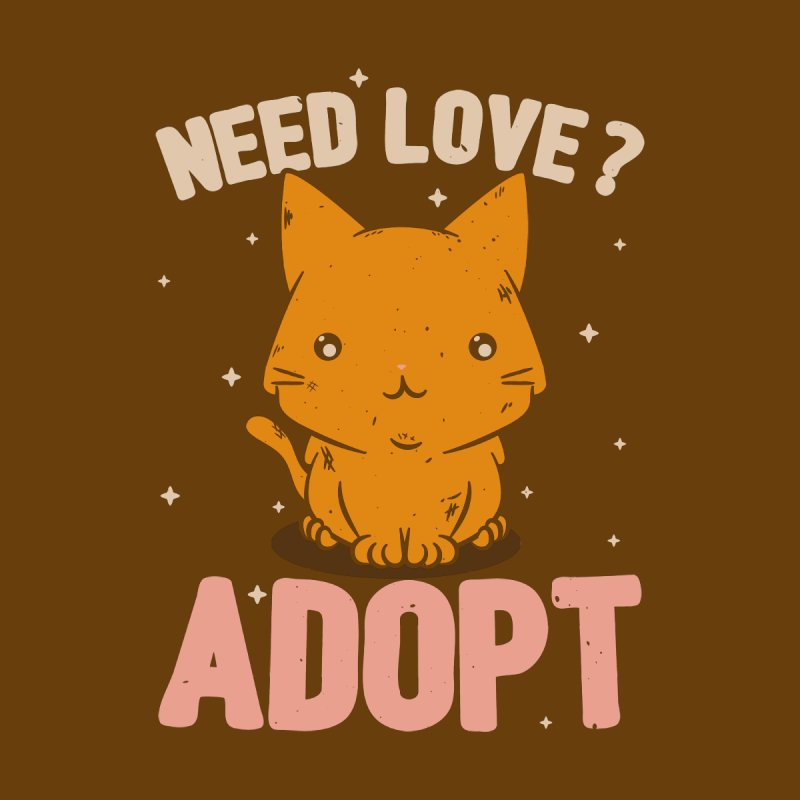 need love? adopt by eztikma's Artist Shop