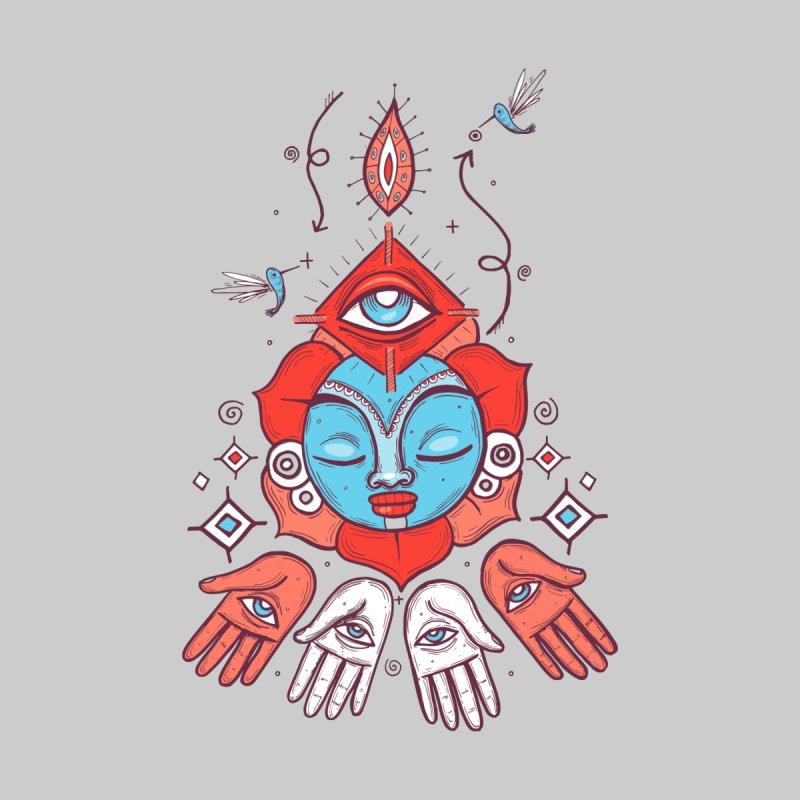 Ojo de dios Men's T-Shirt by fabiland's Artist Shop