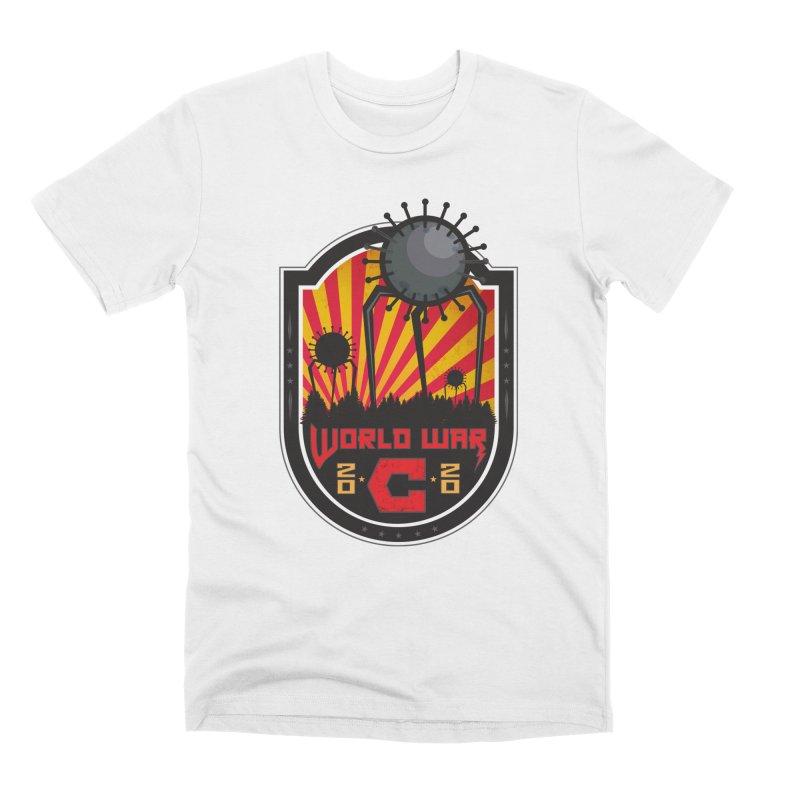 World War C Men's T-Shirt by F A B O O L U X
