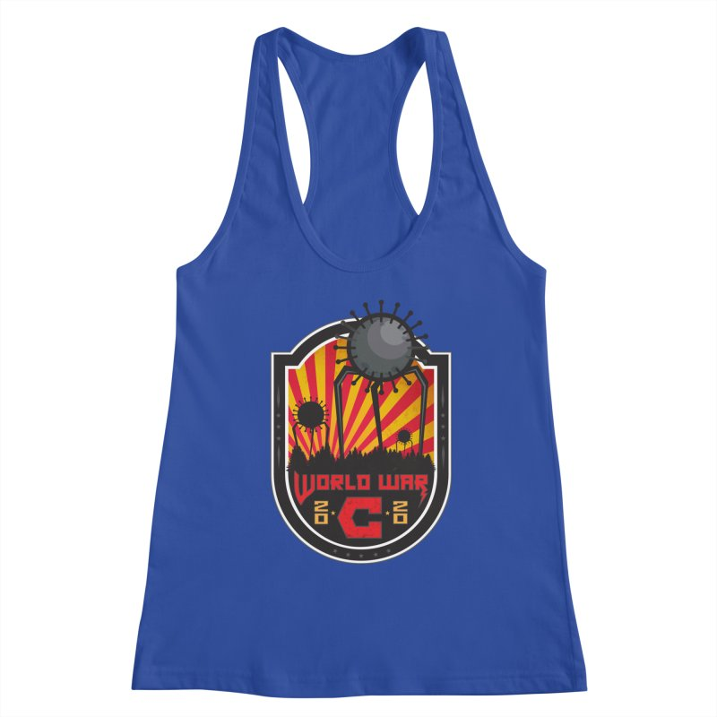 World War C Women's Tank by F A B O O L U X