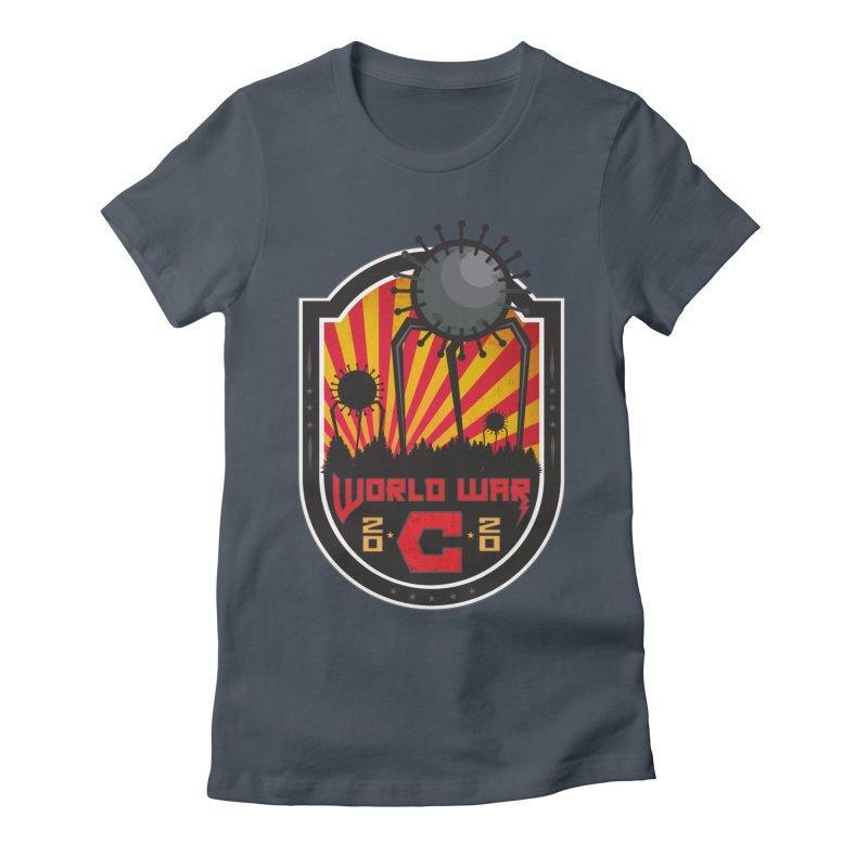 World War C Women's T-Shirt by F A B O O L U X
