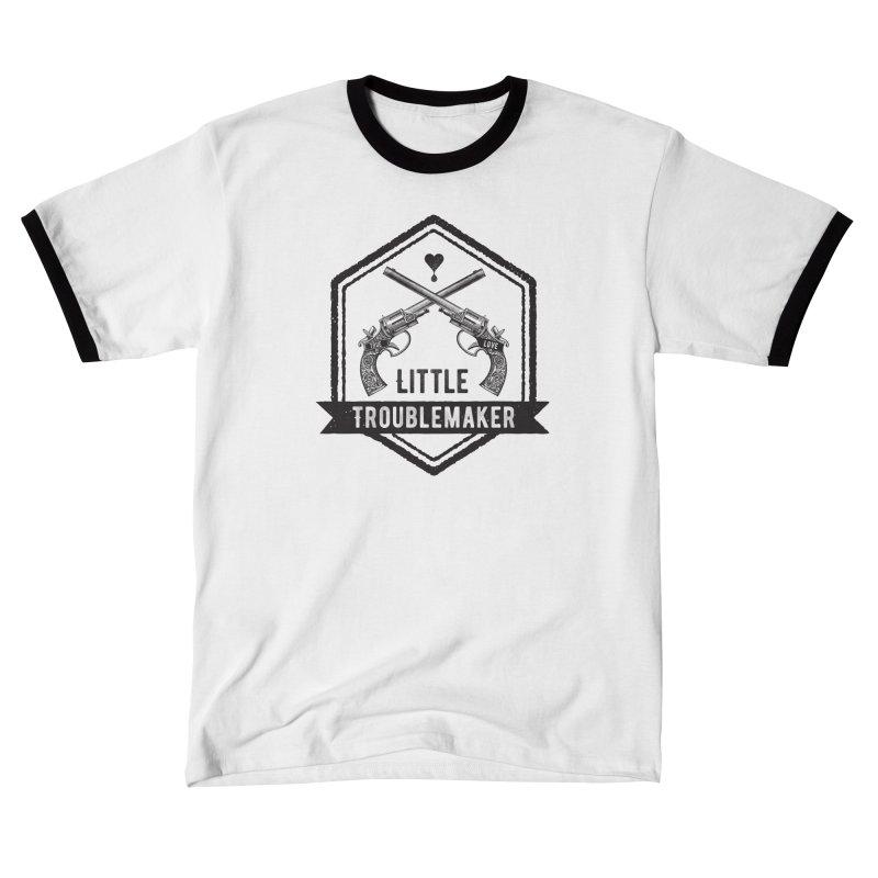 Little Troublemaker Women's T-Shirt by F A B O O L U X