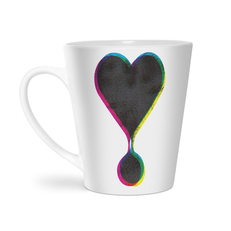 Bleeding Heart Accessories Mug by F A B O O L U X