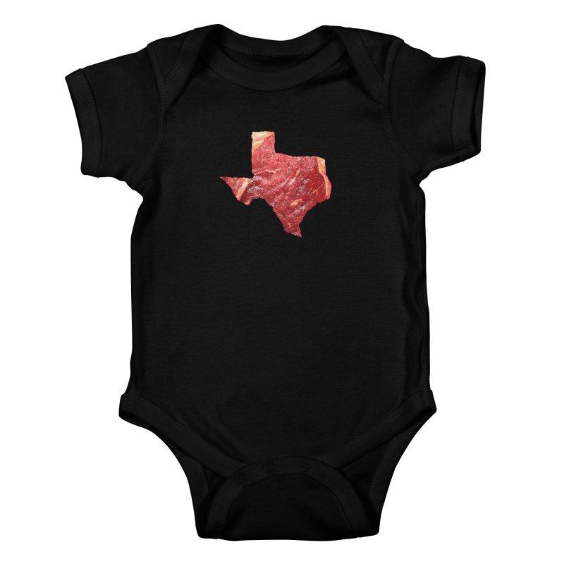 USDA TX Choice Kids Baby Bodysuit by F A B O O L U X