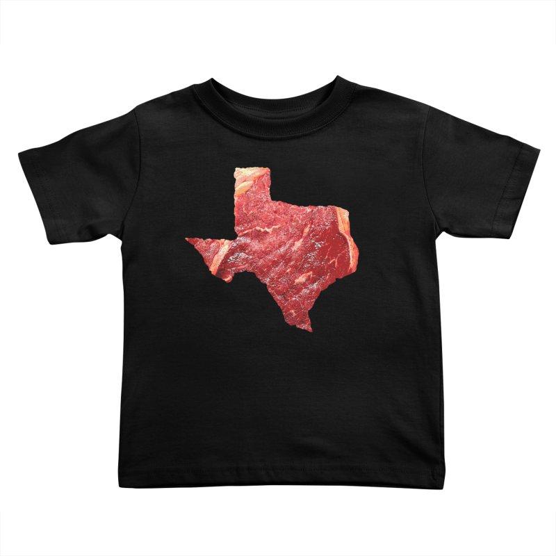 USDA TX Choice Kids Toddler T-Shirt by F A B O O L U X