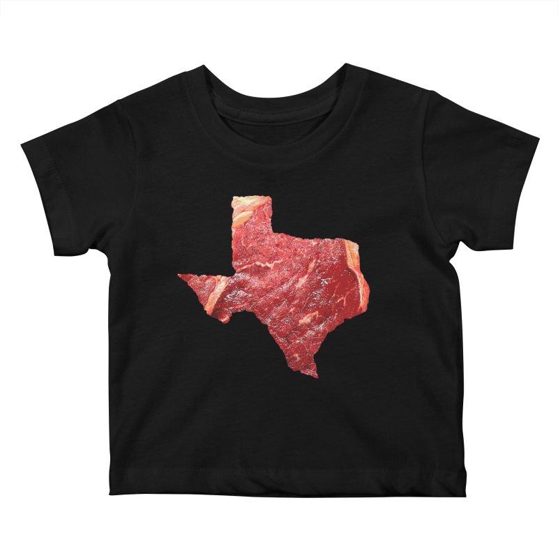 USDA TX Choice Kids Baby T-Shirt by F A B O O L U X