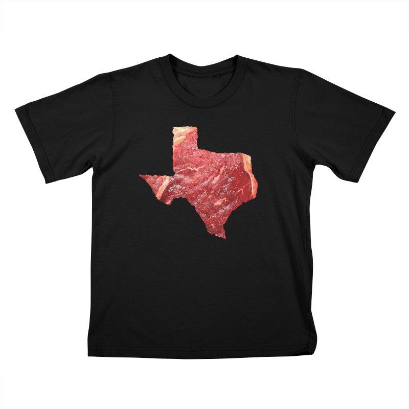 USDA TX Choice Kids T-Shirt by F A B O O L U X