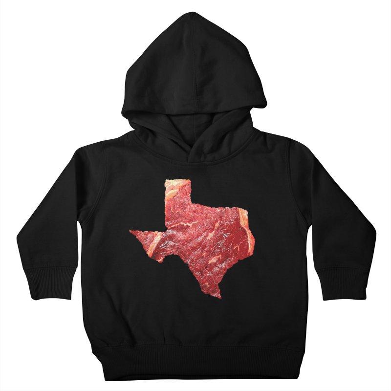 USDA TX Choice Kids Toddler Pullover Hoody by F A B O O L U X