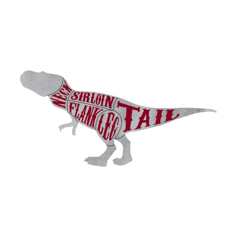 T-Bone Rex Women's T-Shirt by F A B O O L U X