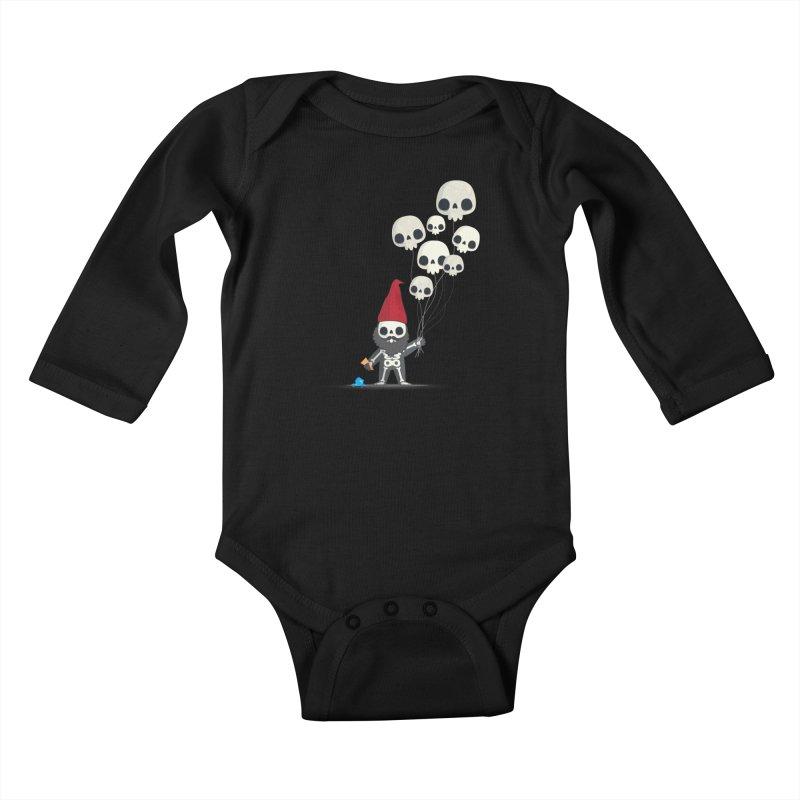 I Scream, You Scream Kids Baby Longsleeve Bodysuit by F A B O O L U X