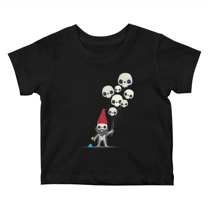 I Scream, You Scream Kids Baby T-Shirt by F A B O O L U X