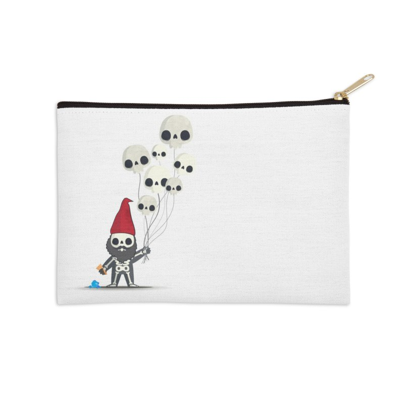I Scream, You Scream Accessories Zip Pouch by F A B O O L U X