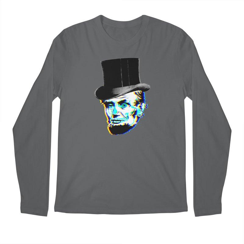 VamPotus Men's Longsleeve T-Shirt by F A B O O L U X