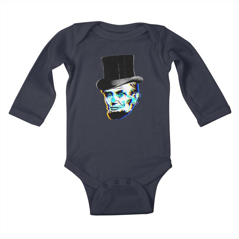 VamPotus Kids Baby Longsleeve Bodysuit by F A B O O L U X