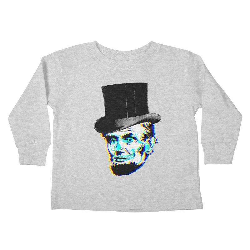 VamPotus Kids Toddler Longsleeve T-Shirt by F A B O O L U X